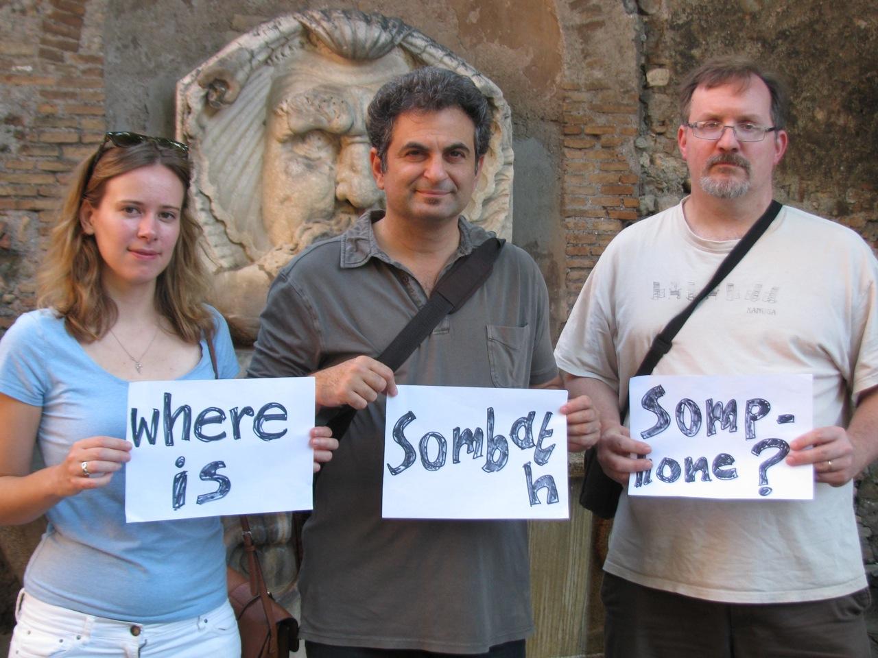 Rome, Italy-2014