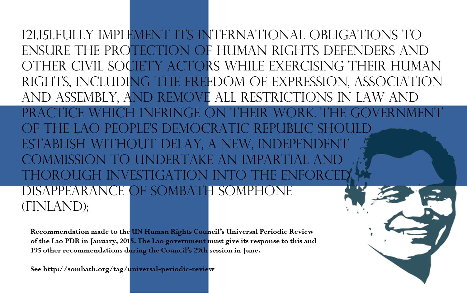 UPR Recommendation-Finland