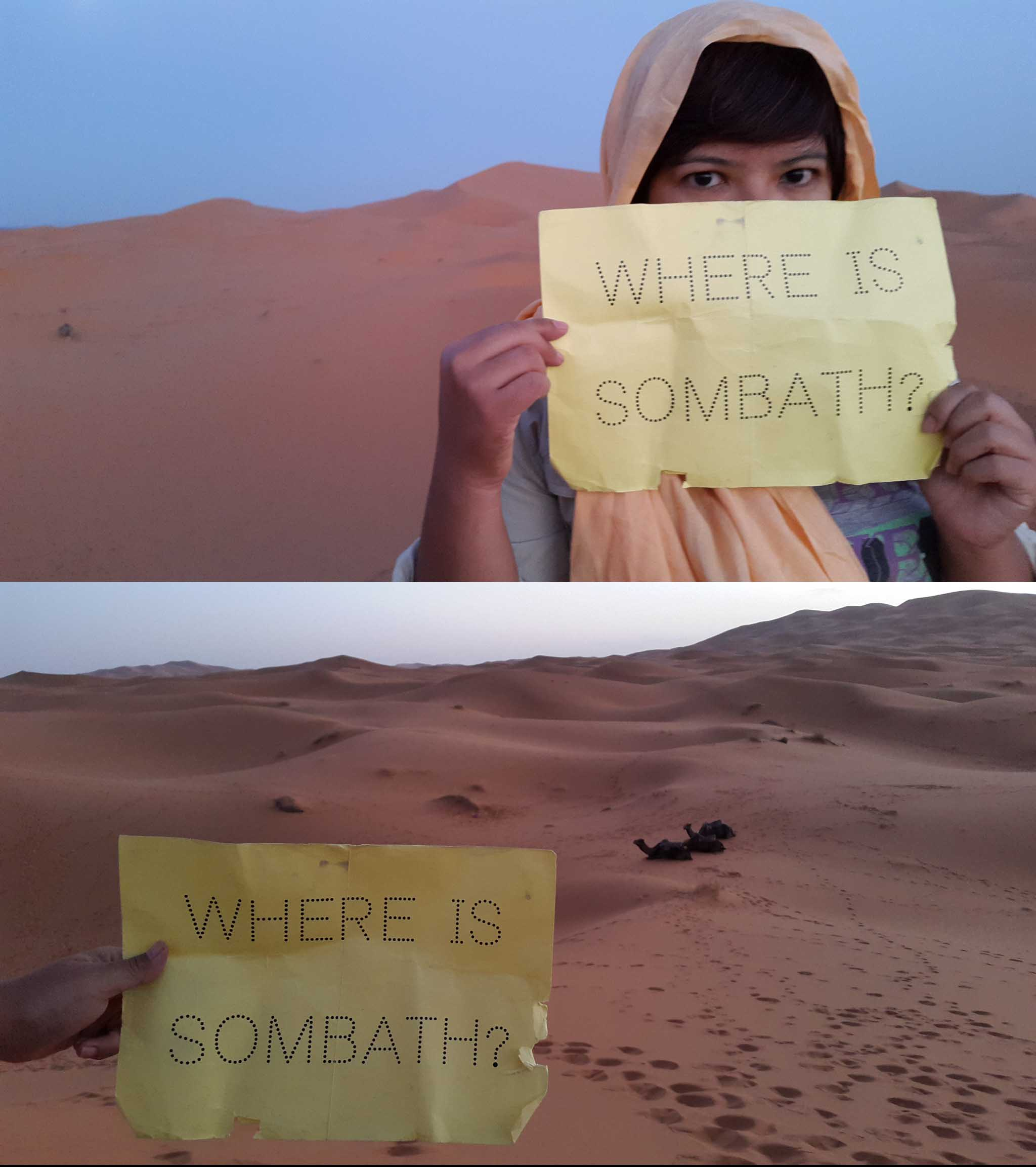 Morocco-Sahara Desert-2015