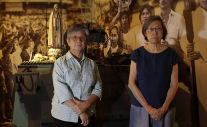 Shui Meng & Edita Burgos