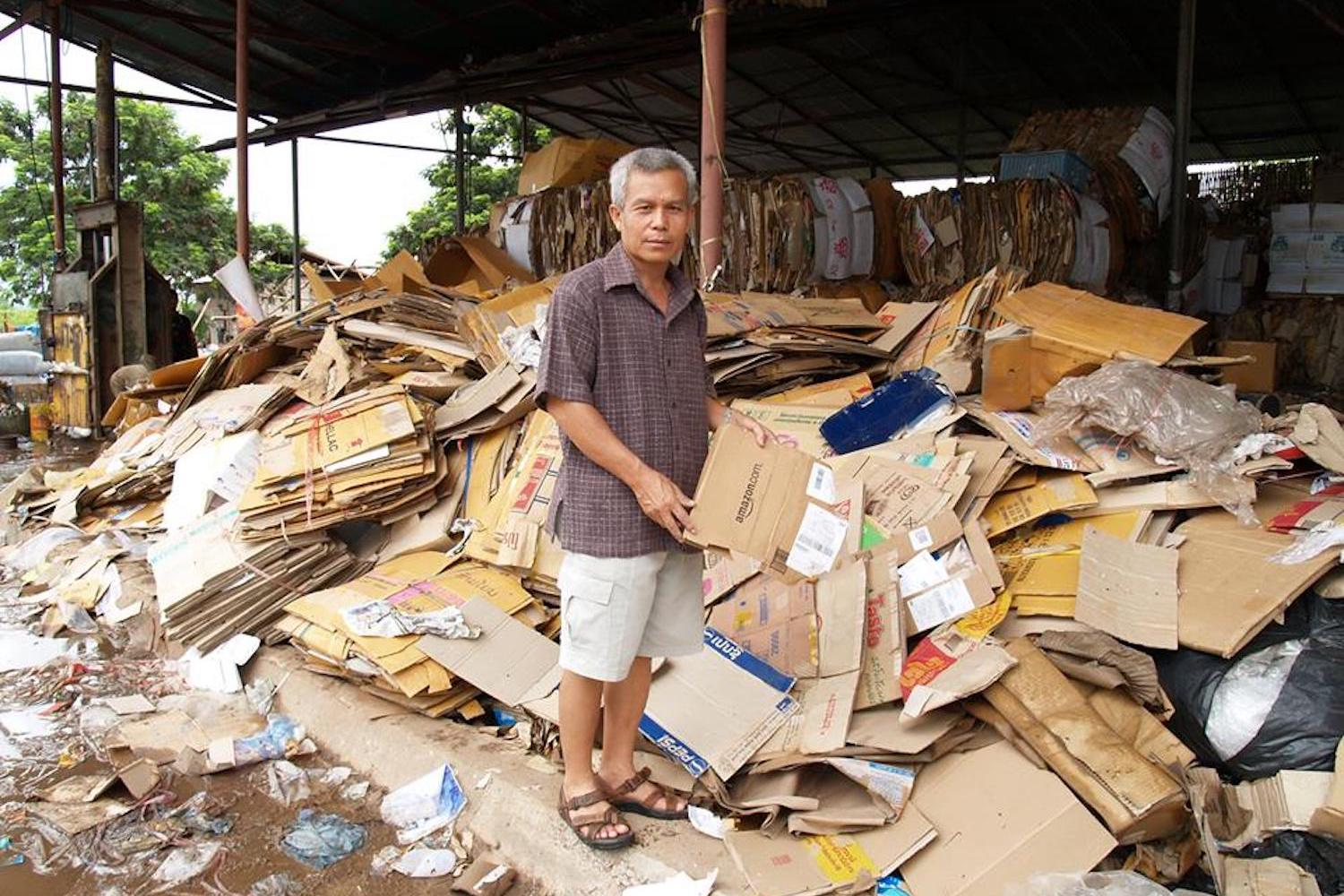 Sombath Recycling