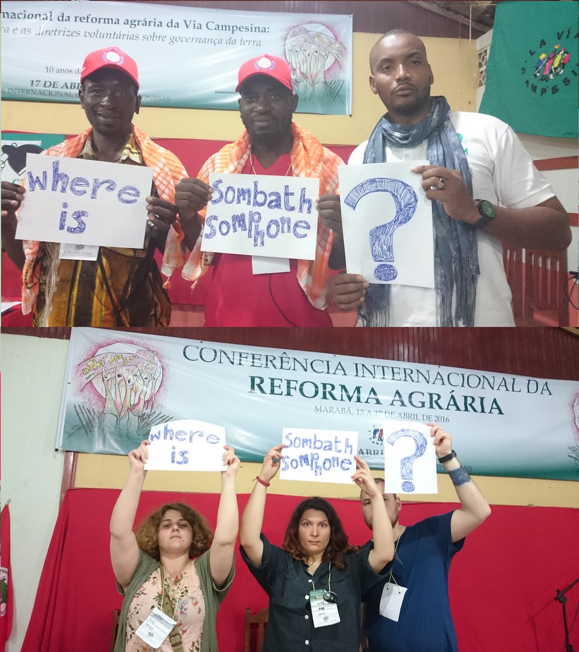 Maraba-International Conference on Agricultural Reform