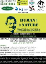 ACSC-APF-2016-Humanity & Nature