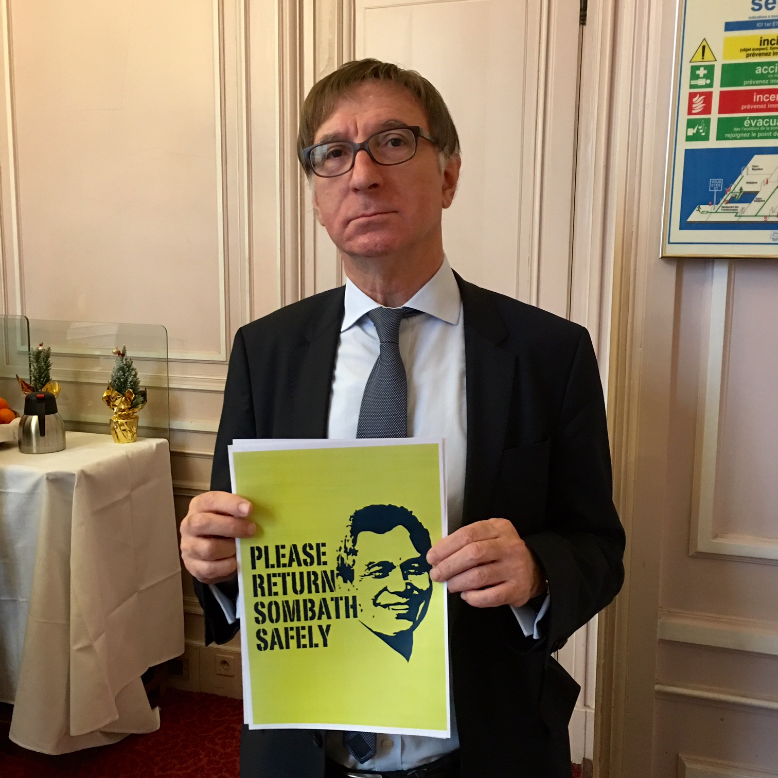 Loire Senator Bernard Fournier