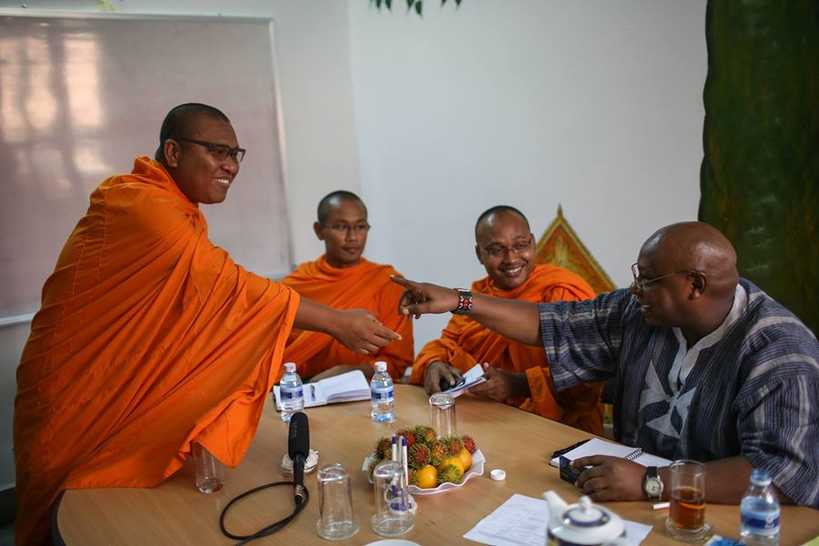 Is Maina Kiai welcome in Laos?