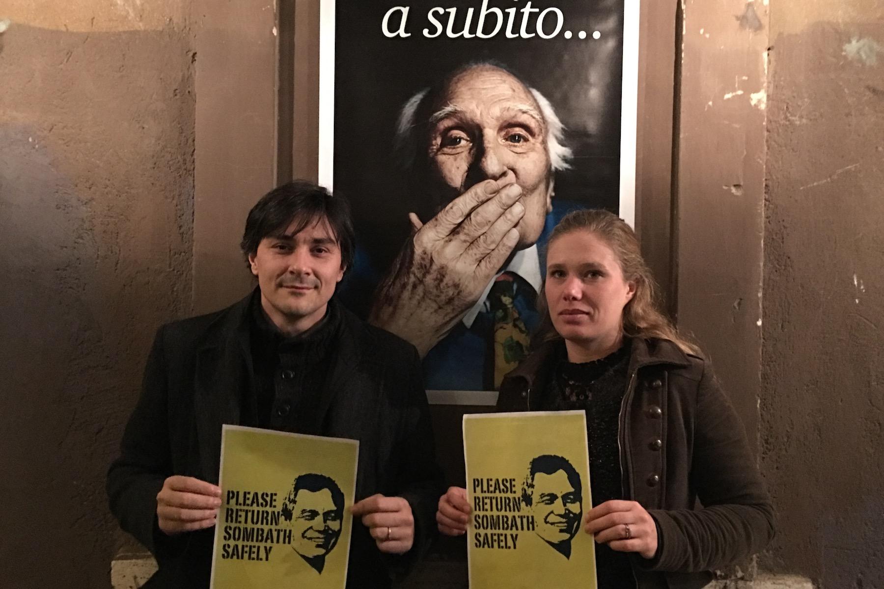 Rome-Matteo Angioli & Laura Harth