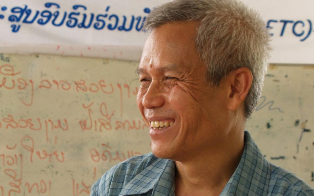 Sombath & Laos' international reputation