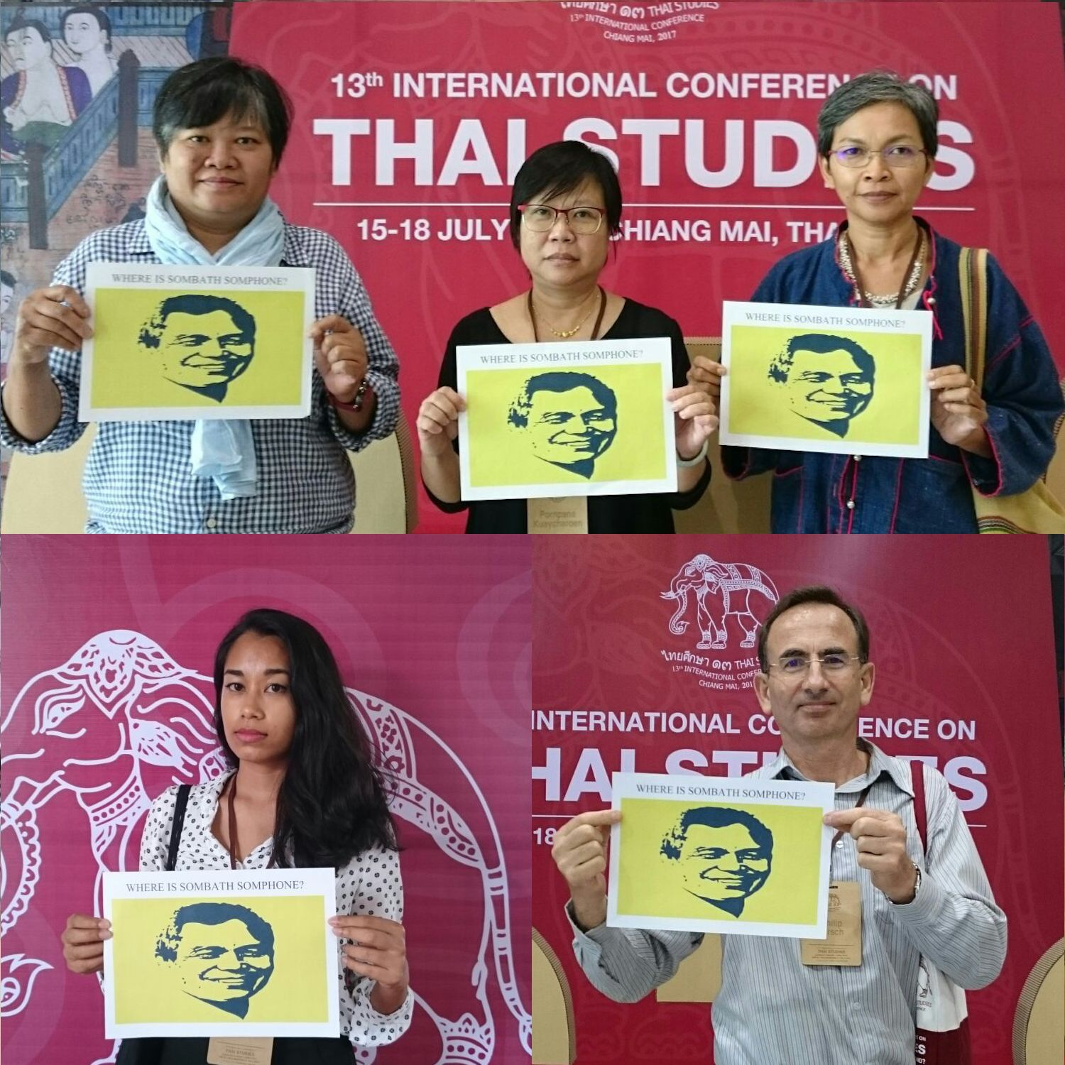Chiang Mai-ICTS-2017
