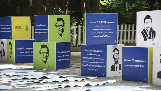 Renewed Focus on Lao Activist on International Day of Victims of Enforced Disappearances